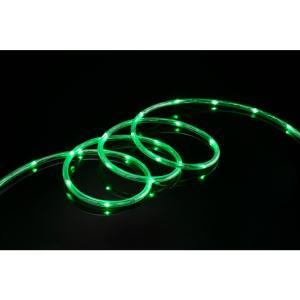 9 ft. LED Green Mini Rope Light