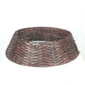 25 in. Rattan Tree Stand Cover