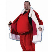 Adult Santa Belly Costume