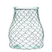 10 in. Wide Mouth Jar