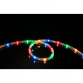 16 ft. Multi-Color LED Rope Light (2-Pack)