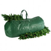 Heavy Duty Tree Storage Bag with Handles and Zipper - Fits Up to 9 ft., 29 in. x 56 in.