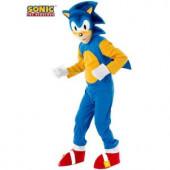 Boys Deluxe Sonic Costume