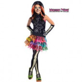 Girls Skelita Calaveras Monster High Costume