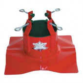 Steel Supreme Tree Stand with Turn Straight Centering System for Trees Up to 11 ft.