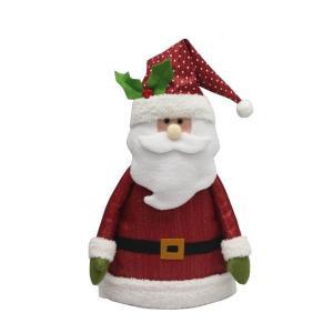 16.5 in. Santa Tree Topper