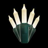 20-Light Battery Operated LED Warm White Traditional Mini Lights (2-Set)