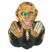 Battery Operated Ghoul Light and Sound Shaking Ground Breakers