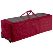 Seasons Holiday Tree Rolling Storage Duffel