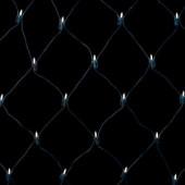 Pro-Line Connect 6 150-Light Clear 4 ft. x 6 ft. Net Light Set