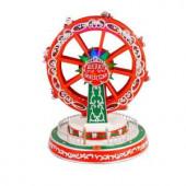 12.63 in. Animated Ferris Wheel