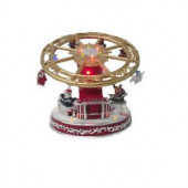 Animated Turning and Tele Tilt-A-Wheel with LED