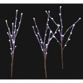 LED Pathway Twig Lights (Set of 3)