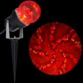 10.24 in. LED Time Tunnel RRY Stake Light Set