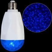 LED Projection Standard Light Bulb-Kaleidoscope Blue Set