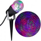 Light Projection-Swirls (RGB)