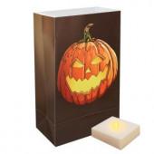 Jack-O'-Lantern Luminaria Kit